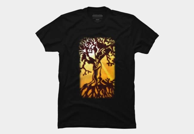 the-tree-of-life-tshirt