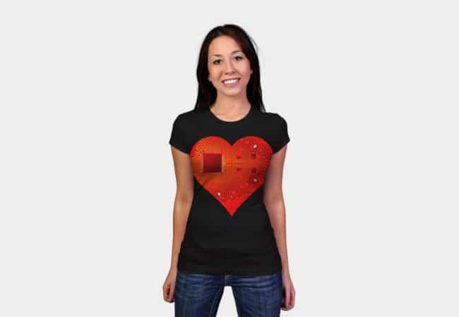 A.I-Heart-T-shirt
