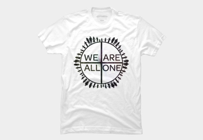 We-are-all-one-tshirt