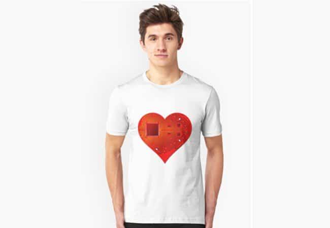 redbubble-ai-heart--tshirts