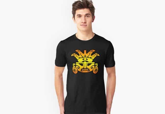 redbubble-tshirts-aztec-mask