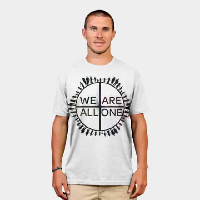 we-are-all-one-t-shirt