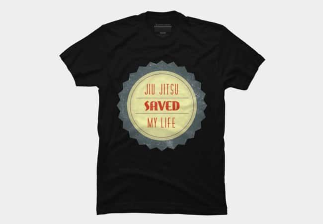jiu-jitsu-saved-my-life-t-shirt