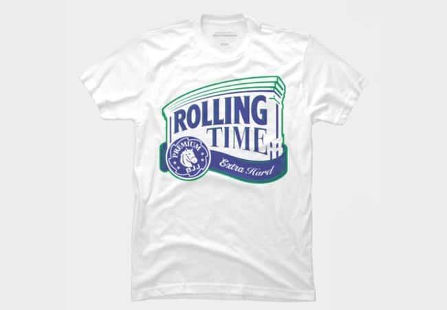 bjj-tshirts-rolling-time