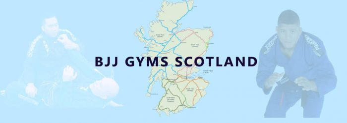 BJJ Gyms In Scotland