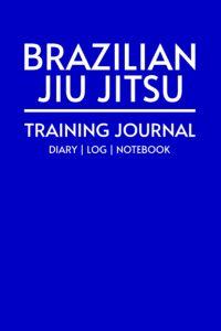 Blue jiu jitsu diary