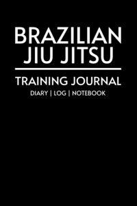 Jiu jitsu journal diary log